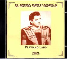 Il mito dell'opera - CD Audio di Flaviano Labò