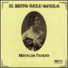 Il mito dell'opera - CD Audio di Mafalda Favero