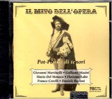 Pot pourri di tenori vol.1 - CD Audio
