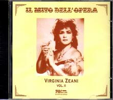 Il mito dell'opera vol.2 - CD Audio di Virginia Zeani