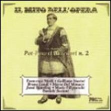 Pot pourri di tenori vol.2 - CD Audio