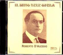 Il mito dell'opera - CD Audio di Roberto D'Alessio