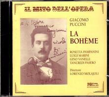 La Bohème - CD Audio di Giacomo Puccini