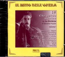 18 Che gelida manina vol.1 - CD Audio di Giacomo Puccini