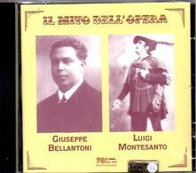 Il mito dell'opera - CD Audio di Giuseppe Bellantoni,Luigi Montesanto
