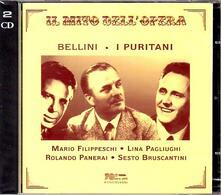 I Puritani - CD Audio di Vincenzo Bellini