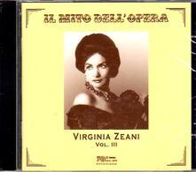 Virginia Zeani - CD Audio di Virginia Zeani