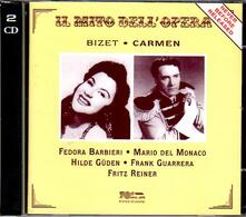 Carmen - CD Audio di Georges Bizet