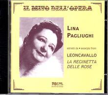 La reginetta delle rose (Selezione) - CD Audio di Ruggero Leoncavallo