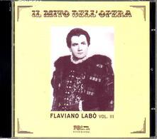 Il mito dell'opera vol.2 - CD Audio di Flaviano Labò