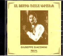 Il mito dell'opera - CD Audio di Giuseppe Giacomini