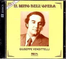 Il mito dell'opera - CD Audio di Giuseppe Vendittelli