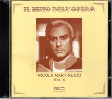Il mito dell'opera vol.2 - CD Audio di Nicola Martinucci