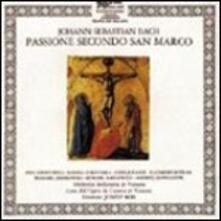 La Passione secondo Marco - CD Audio di Johann Sebastian Bach