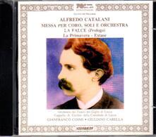Messa per soli, coro e orchestra - CD Audio di Alfredo Catalani