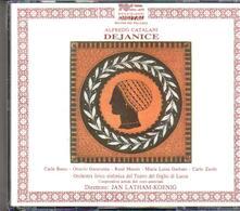 Dejanice - CD Audio di Alfredo Catalani