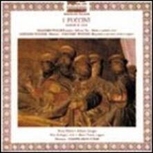 I Puccini vol.1 - CD Audio di Giacomo Puccini,Antonio Puccini
