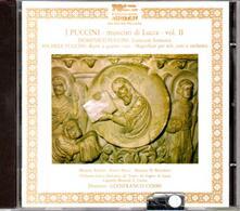 I Puccini vol.2 - CD Audio di Domenico Puccini,Michele Puccini