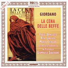 La Cena Delle Beffe - CD Audio di Umberto Giordano