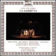 La gazzetta - CD Audio di Gioachino Rossini