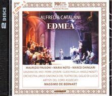 Edmea - CD Audio di Alfredo Catalani