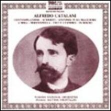 Contemplazione - Scherzo - Serenatella - CD Audio di Alfredo Catalani
