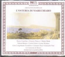 L'osteria di Marechiaro - CD Audio di Giovanni Paisiello