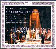 Caterina di Guisa - CD Audio di Carlo Coccia