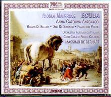 Ecuba - CD Audio di Nicola Antonio Manfroce