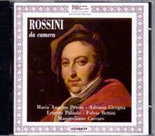 Composizioni da camera - CD Audio di Gioachino Rossini