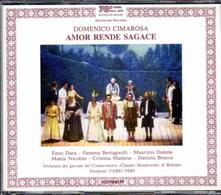 Amor rende sagace - CD Audio di Domenico Cimarosa