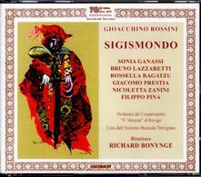 Sigismondo - CD Audio di Gioachino Rossini