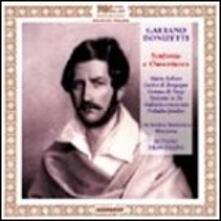 Sinfonie - Ouvertures - CD Audio di Gaetano Donizetti