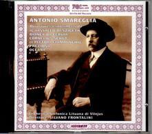 Ouvertures e intermezzi da opere - CD Audio di Antonio Smareglia