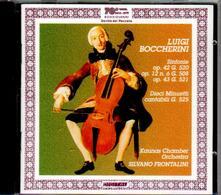 Sinfonie op.12, op.42, op.43 - CD Audio di Luigi Boccherini