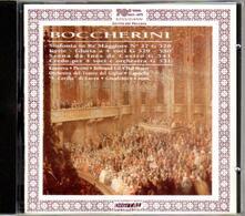 Sinfonia in Re n.27 G520 - Kyrie - Gloria a 4 voci G529-53 - Credo a 4 voci G531 - CD Audio di Luigi Boccherini