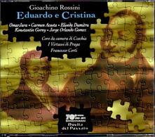Eduardo e Cristina - CD Audio di Gioachino Rossini