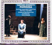 Parisina - CD Audio di Gaetano Donizetti