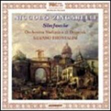 Sinfonie - CD Audio di Nicola Zingarelli
