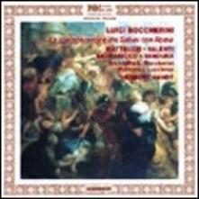 La confederazione dei Sabini con Roma - CD Audio di Luigi Boccherini