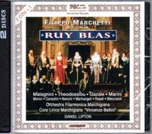 Ruy Blas - CD Audio di Filippo Marchetti