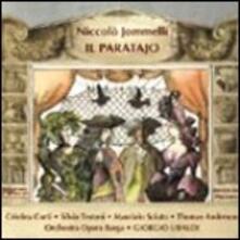 Il Paratajo - CD Audio di Niccolò Jommelli