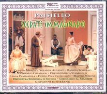Socrate immaginario - CD Audio di Giovanni Paisiello