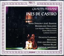 Ines de Castro - CD Audio di Giuseppe Persiani