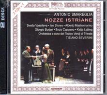 Nozze istriane - CD Audio di Antonio Smareglia
