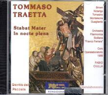Stabat Mater - Mottetto In Nocte Plena - CD Audio di Tommaso Traetta