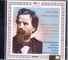Scene - Arie - CD Audio di Amilcare Ponchielli