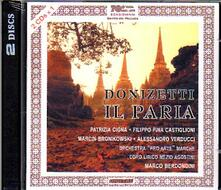 Il Paria - CD Audio di Gaetano Donizetti