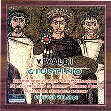 Giustino - CD Audio di Antonio Vivaldi