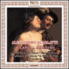 Filandra e Selvino - CD Audio di Alessandro Scarlatti